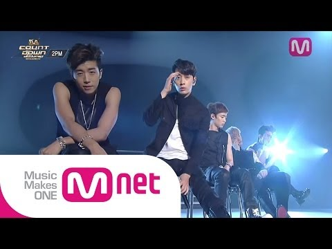 2PM _하.니.뿐 (A.D.T.O.Y by 2PM  of M COUNTDOWN 2014.04.03)