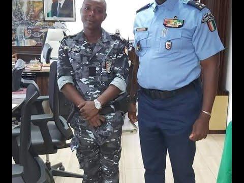 un tunisien s'en prend à un policier ivoirien