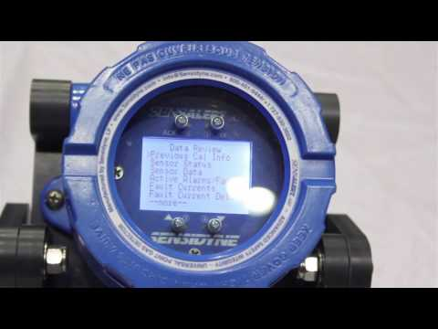 SensAlert ASI Advanced Safety Integrity, SIL-2 Certified Point Gas Detector
