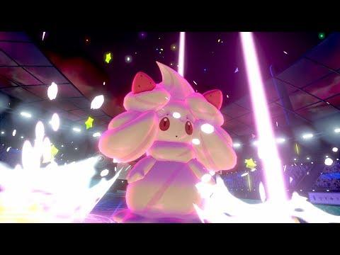 Gigantamaxing Changes the Game in Pokémon Swordand Pokémon Shield! ⚔️