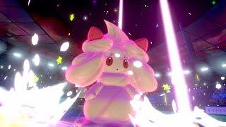 Gigantamaxing Changes the Game in Pokémon Swordand Pokémon Shield! ⚔️🛡️
