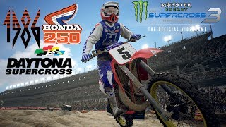 2 Stroke Racing at DAYTONA  - Legends DLC - Supercross the game 3