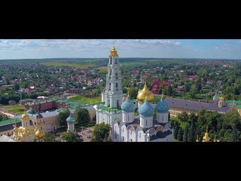 video Tour a Sergiev Posad Anillo de Oro Moscú