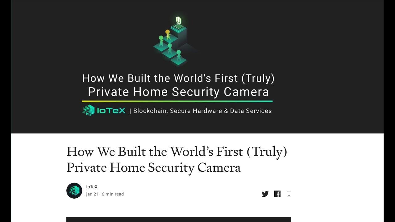 IoTeX News Digest EP78