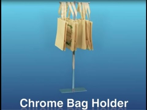 bag stand video