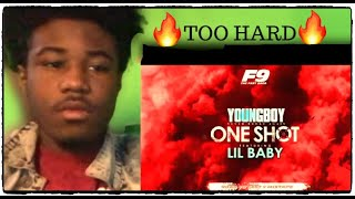 "NBA YOUNGBOY ""ONE SHOT"" FT LIL BABY OFFICIAL AUDIO🔥🔥
