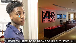 NBA Youngboy EXPLAINS Being Broke Again because of Atlantic Records