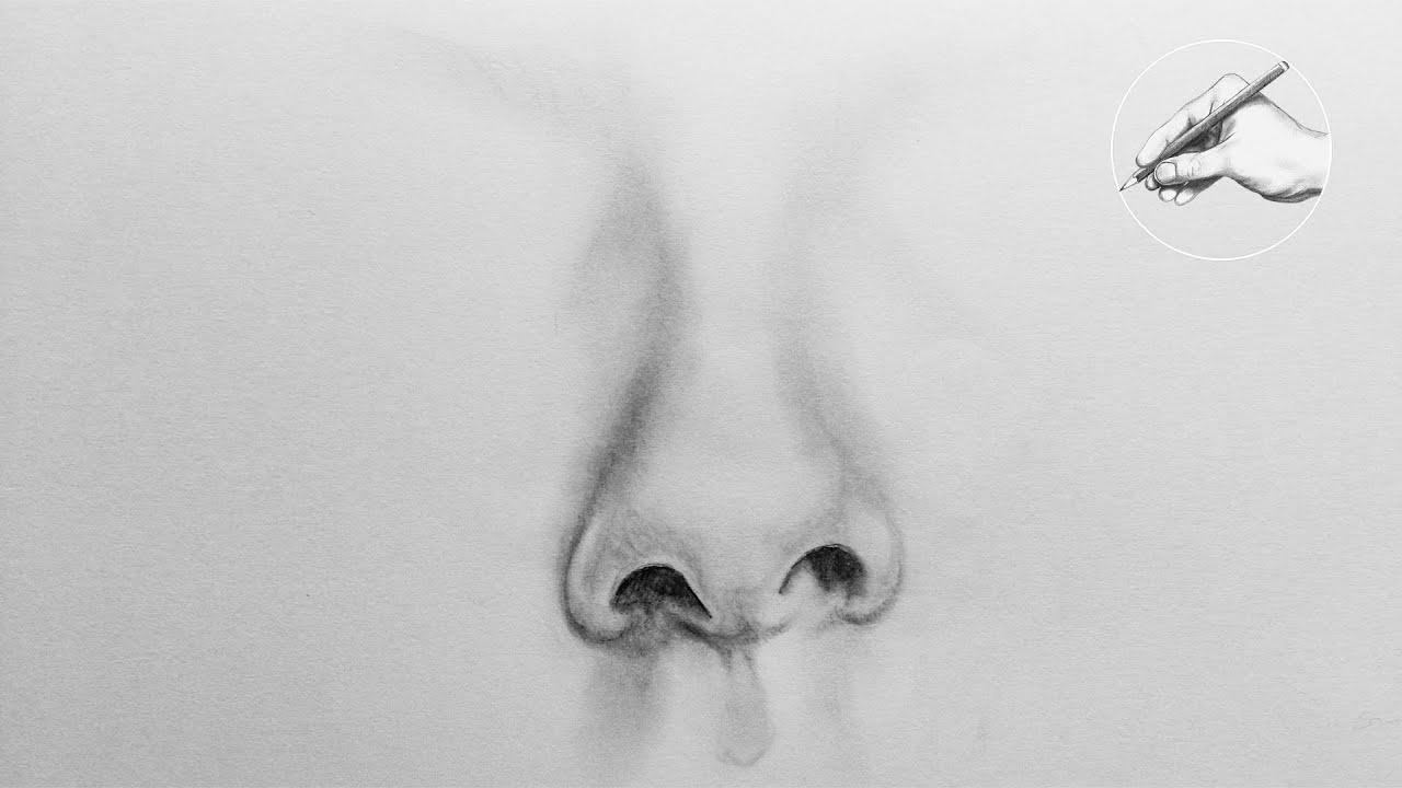 TIPP NASE ZEICHNEN How to draw a nose YouTube ~ 01114823_Einfache Zeichnung Liegestuhl