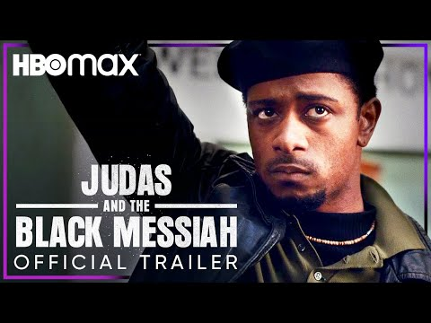 Judas and the Black Messiah | Official Trailer | HBO Max
