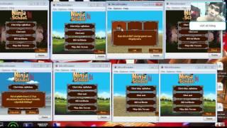 Ninja School Online : Diệt Ma Katana Cả Tuần Không Gặp !