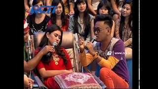 Dahsyat, 2 January 2014, Syahnaz Di Relaxasi (Best Moment 2013)