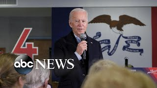 Biden has fiery confrontation with retired farmer