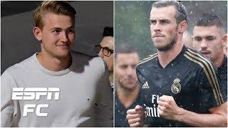 How Juventus got Matthijs de Ligt, and Steve Nicol's advice for Gareth Bale | Transfer Talk