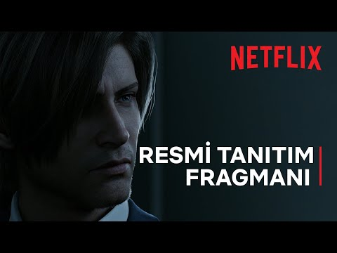 Resident Evil: Infinite Darkness   Tanıtım Fragmanı   Netflix
