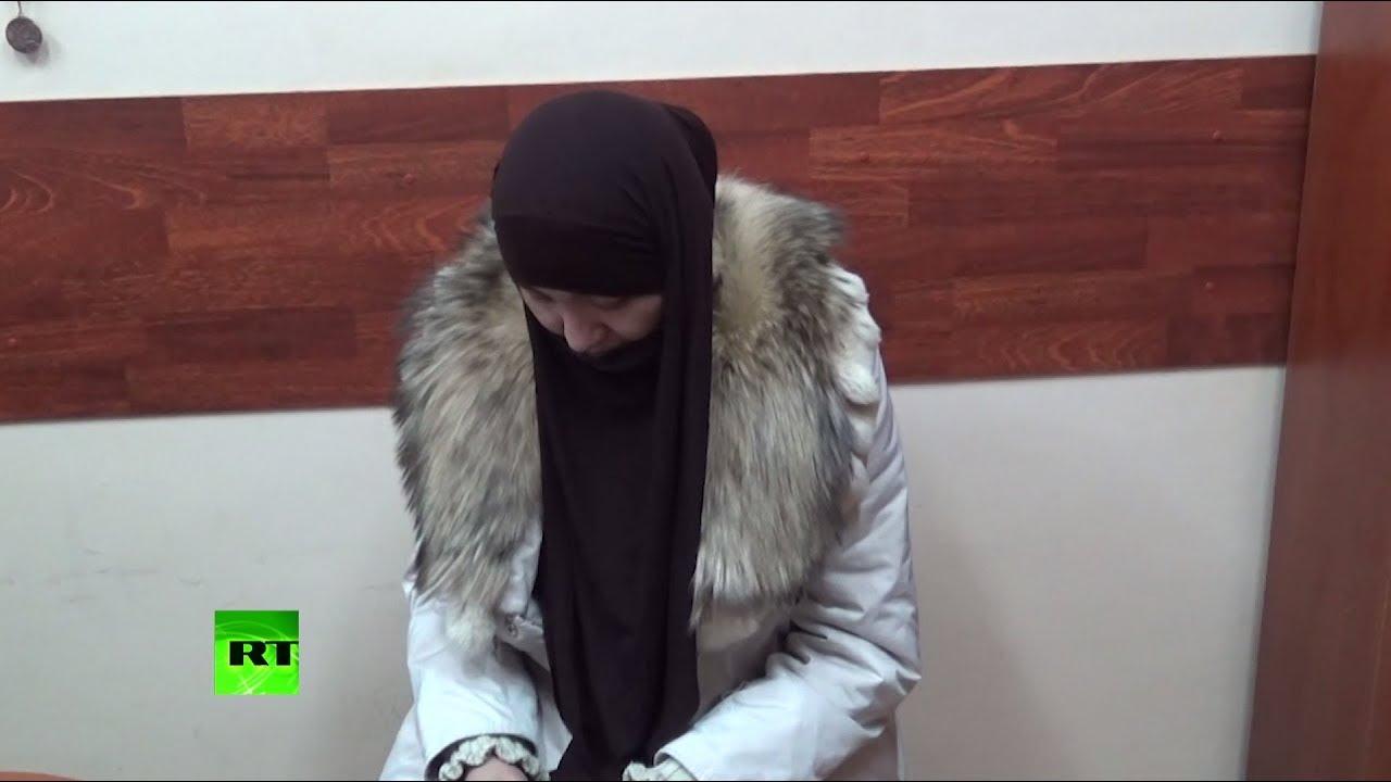 ФСБ в Астраханской области задержана организатор ячейки ИГ*