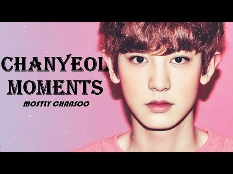 [EXO] CHANYEOL MOMENTS | mostly ChanSoo