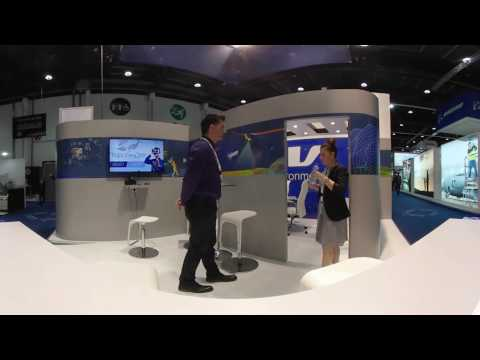 Virtual Reality from IDEX 2017