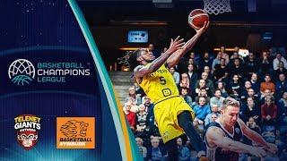 Telenet Giants Antwerp v CEZ Nymburk - Full Game - Basketball Champions League 2018-19