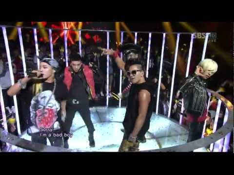 BIGBANG_0401_SBS Inkigayo_BAD BOY