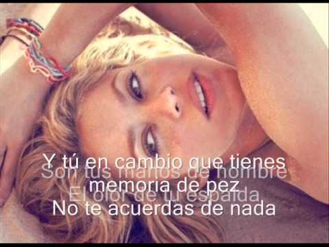 Shakira - Addicted To You [Con Letra En La Pantalla] Song HQ