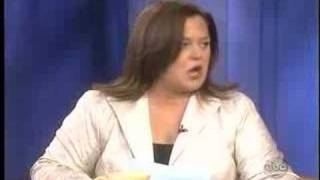 Rosie O'Donnell vs. Elisabeth Hasselbeck Cat Fight!