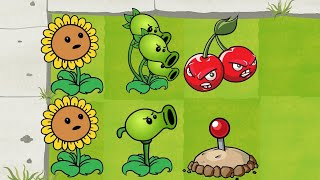 Best Funny Video Animation Plants vs Zombies - PVZ  Cartoon Anime Video
