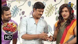 Sudigaali Sudheer Performance | Extra Jabardasth | 17th August 2018 | ETV Telugu