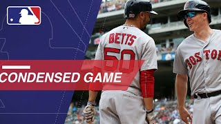 Condensed Game: BOS@MIN - 6/21/18