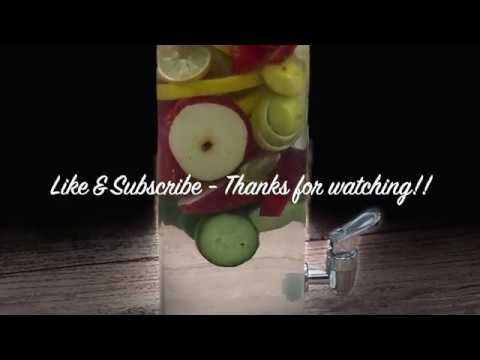 Detox Water Recipes for Weight Loss   Alkaline Water to Lose Belly Fat   Detox Water for Weight Loss