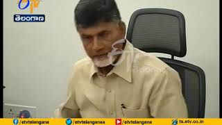Crisis Not New to Party- Chandrababu..