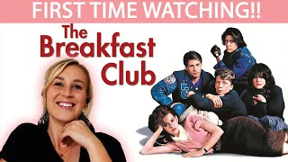 THE BREAKFAST CLUB (1985) | MOVIE REACTION | FIRST TIME WATCHING