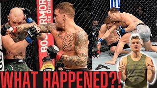 Conor McGregor & Dan Hooker KO! WHAT HAPPENED?!