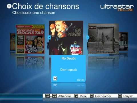 des chansons pour ultrastar