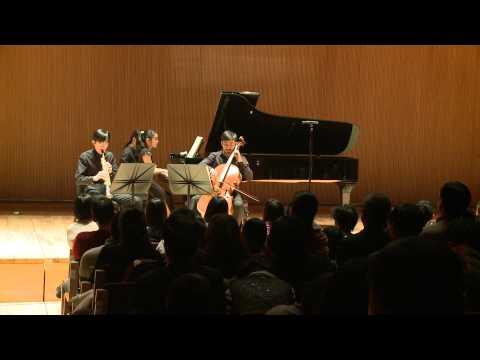 Beethoven: Clarinet Trio, Op.11 - Hanchao Jiang & Duo Tong-Guignard - 3/3