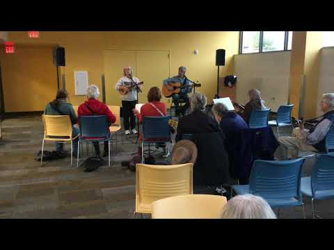 Ukelele jam at Juan Tabo Library