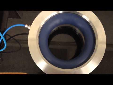 Vacuum Membrane Inflatable seal