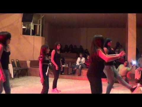 Coreografía de Bailes Tropicales