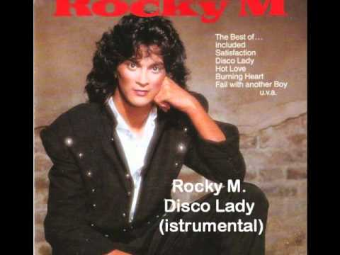 Rocky M. - Disco Lady (instrumental version)