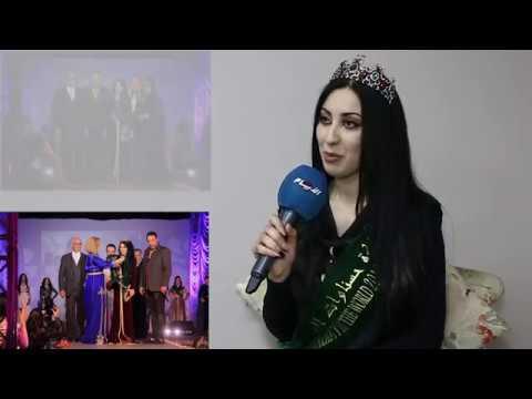 ملكة حسناوات العرب تكشف كواليس المعسكر التدريبي و تفاصيل فوزها باللقب