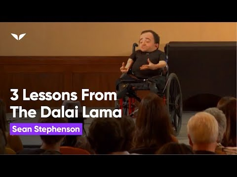 3 Powerful Lessons I Learned from the Dalai Lama