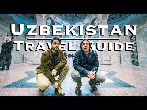 Uzbekistan – Why You Should Visit Now & Tashkent Travel Guide