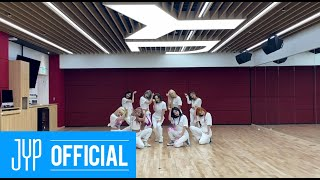 "TWICE ""MORE & MORE"" Dance Practice Video"