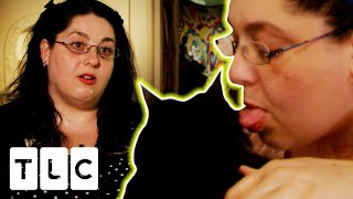 Woman Grooms Cat With Her Own Tongue And Eats The Hair | My Strange Addiction