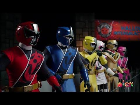 Power Rangers Super Ninja Steel - Final Body Swap | Episode 21