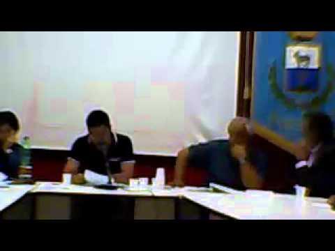 Rofrano - Consiglio Comunale - 08 giugno 2012 - parte 1