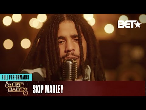 Skip Marley Brings The Vibes With Performance Of Slow Down & Make Me Feel | Soul Train Awards 20