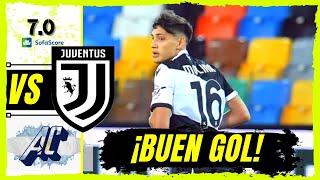 ¡BUEN GOL! de Nahuel Molina VS ᴊᴜᴠᴇɴᴛᴜs ғᴄ