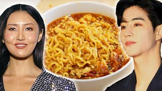 Which Celebrity Makes The Best Ramen?