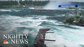 Boat stuck at Niagara Falls for more than 100 years comes ..