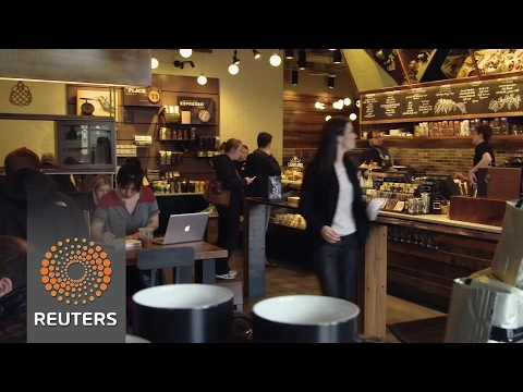 Starbucks and tech react to refugee ban